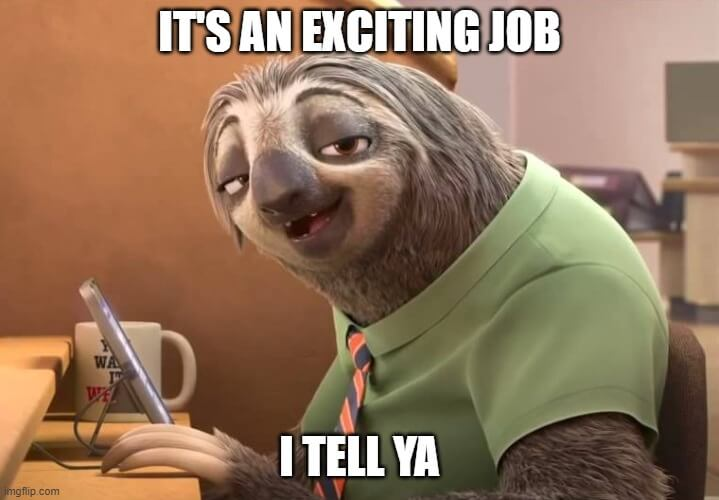 jobs-with-summers-off-sloth-meme