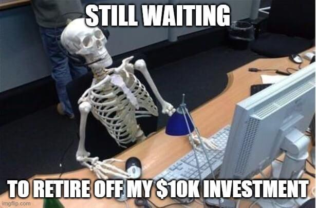 best-way-to-invest-10000-dollars-skelleton-meme
