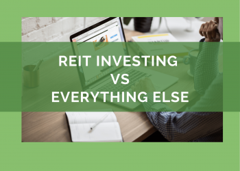 REIT investing vs. index funds, eREITs, and properties | Point-by-point comparison